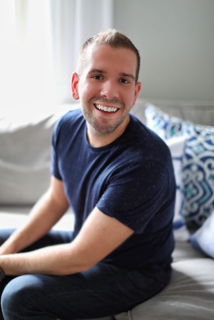 michael wurm jr of inspired by charm