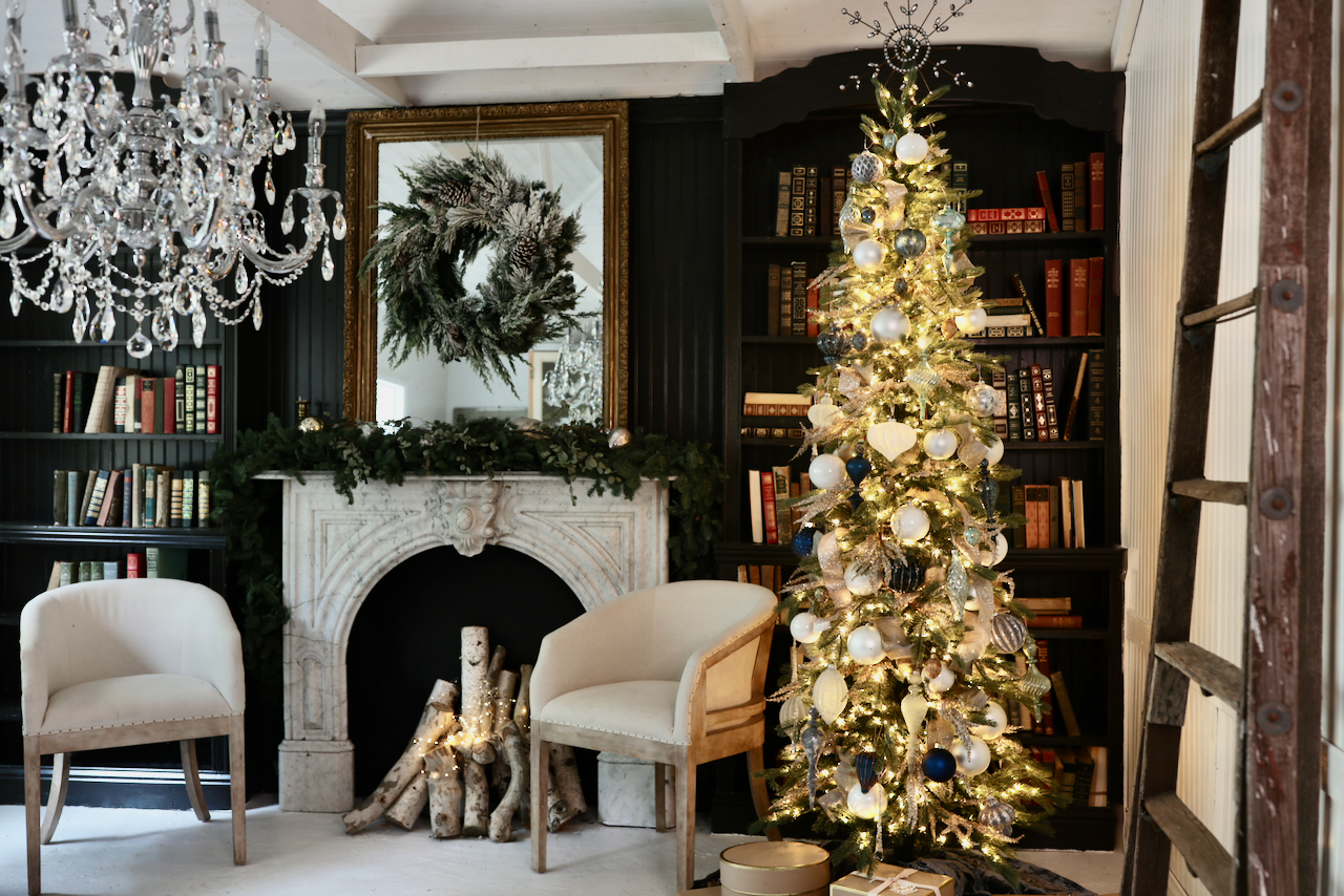 How To Decorate Thin Christmas Trees Balsam Hill Blog