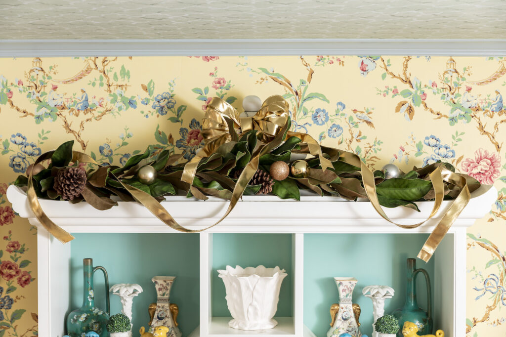 balsam hill magnolia garland