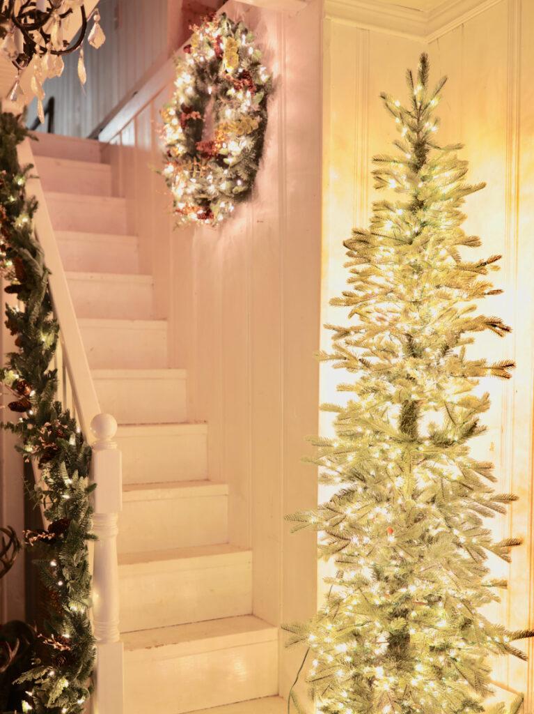 woodland charm christmas theme