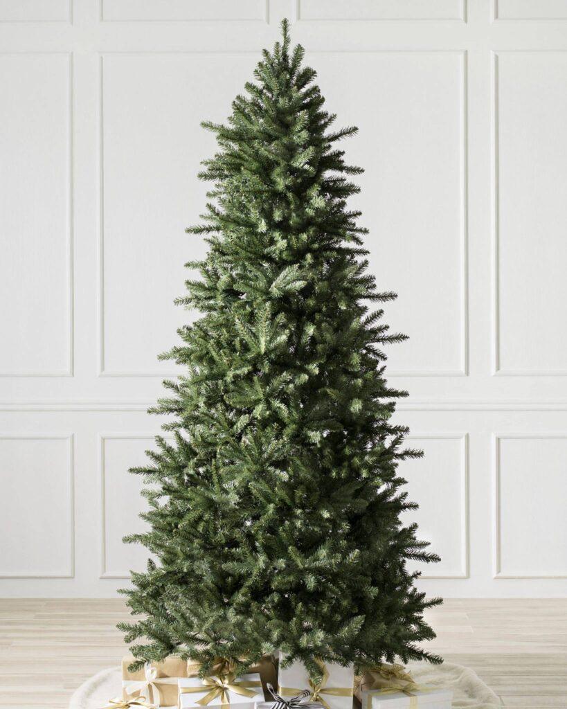 Full image of Balsam Hill Berkshire Mountain Fir Christmas Tree Unlit
