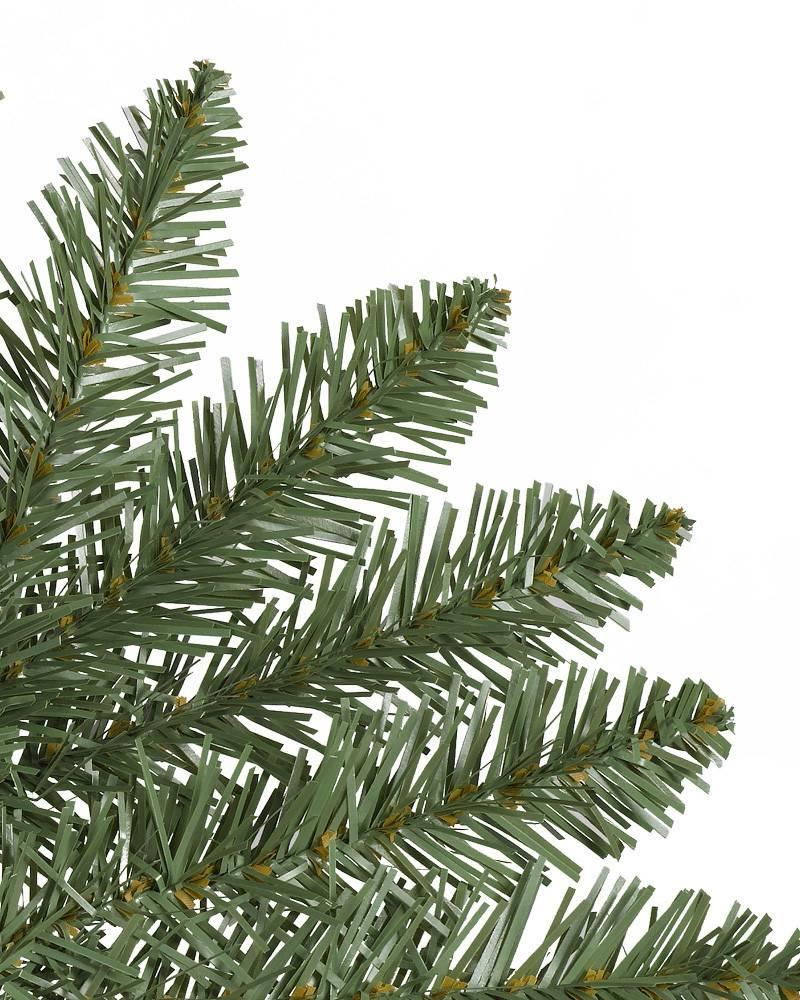 Balsam Hill Berkshire Mountain Fir Christmas Tree Foliage Detail