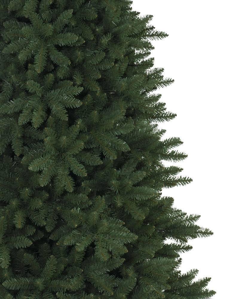 Closeup image of Balsam Hill Berkshire Mountain Fir Christmas Tree Unlit
