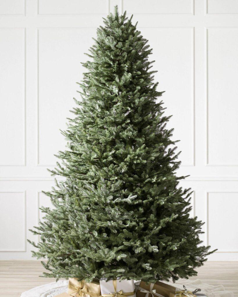 Full image of Balsam Hill BH Balsam Fir Christmas Tree Unlit
