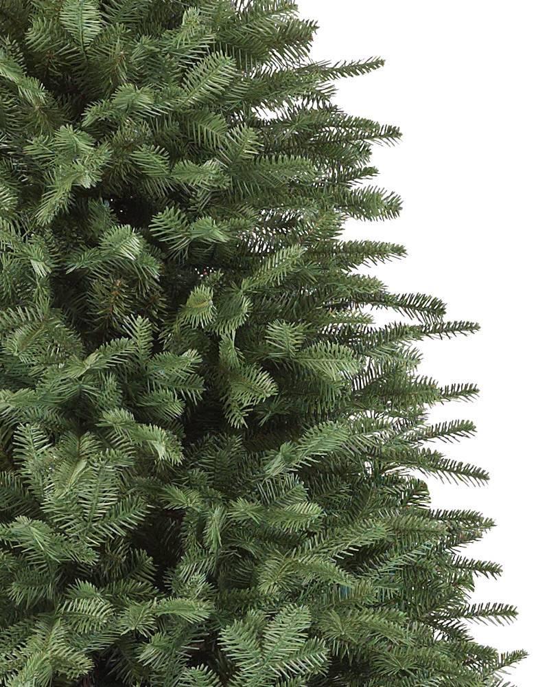 Closeup image of Balsam Hill BH Balsam Fir Christmas Tree Unlit