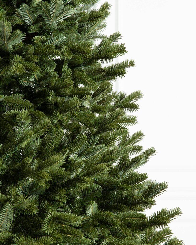 Closeup image of Balsam Hill BH Fraser Fir Christmas Tree Unlit