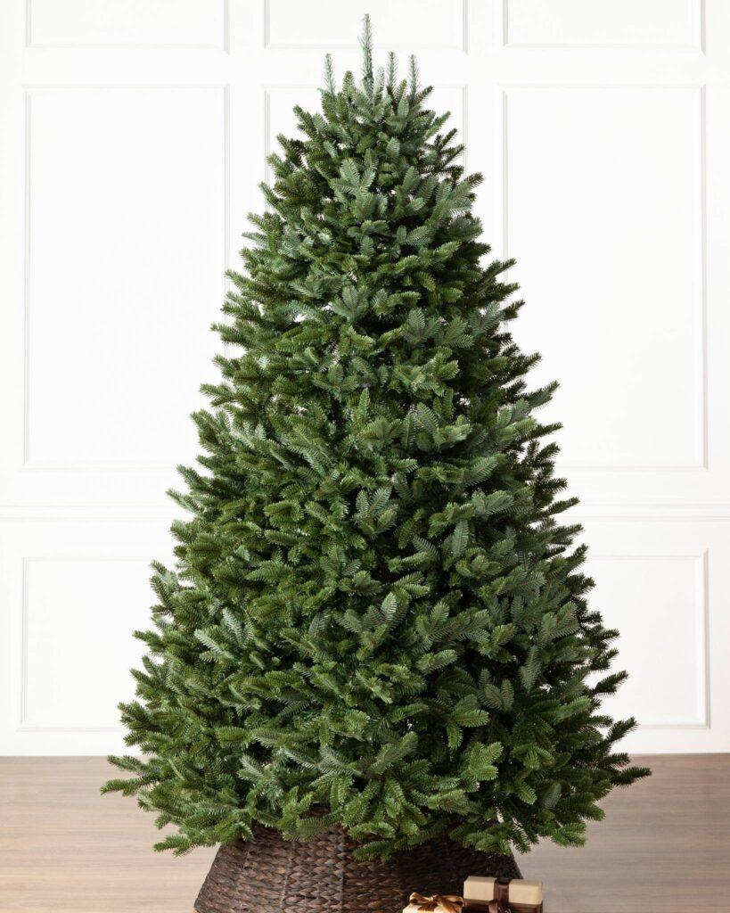 Full image of Balsam Hill BH Fraser Fir Christmas Tree Unlit